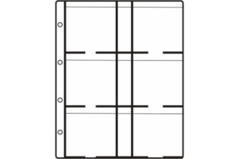 Hartberger LK6 Super Munthouderblad (per stuk) (Hartberger 8212)