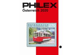 Philex Oostenrijk 2020 Catalogus in kleur