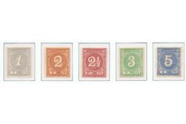 NVPH 1-316 Series