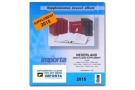 Importa Juweel aanvullend supplement Nederland 2015