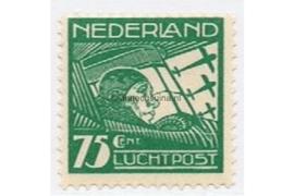 Nederland NVPH LP5 Postfris (75 cent) Koppen en Van der Hoop 1928