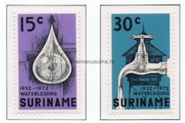 NVPH 577-578 Postfris 40 jaar Waterleidingbedrijf