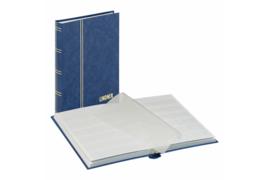 Lindner Insteekalbum Standaard Blauwe Kaft (Lindner 1159-B)