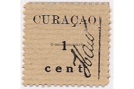 Curaçao NVPH 73 Postfris Hulpuitgifte 1918