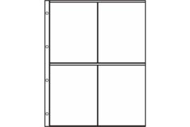 Hartberger Systeembladen S-2x2 (per stuk)