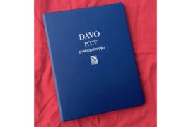 Gebruikte DAVO Albums voor Postzegelmapjes (PZM)