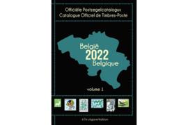 België Officiële Postzegelcatalogus 2022 67e Editie OCB