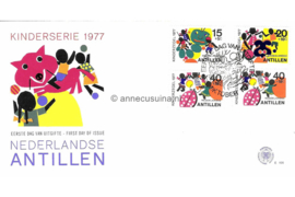NVPH E106 Kinderzegels 1977