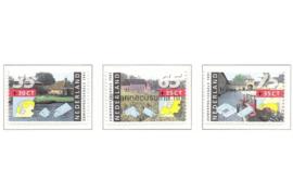 NVPH 1468-1470 Postfris Zomerzegels 1991