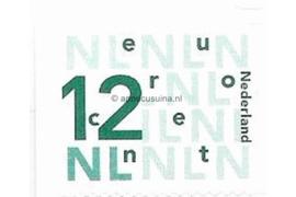 Nederland NVPH 2035 Postfris (0,12 euro) Bijplakzegels in euro 2002-2005