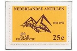 Nederlandse Antillen NVPH 336 Postfris 100 jaar afschaffing slavernij 1963