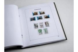 DAVO Luxe supplement Belgie Zegels uit Blokken en Boekjes 2011