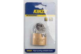 Kinzo Hangslot 40mm (3 Sleutels)