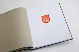 DAVO Luxe Titelvel/blad Jersey (Per Stuk)