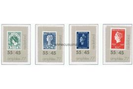 NVPH 1137-1140 Postfris Amphilex '77 1977