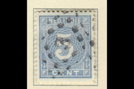 003 SOERABAIJA op NVPH 22 (SvL 1)