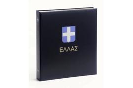 DAVO Luxe postzegelalbum Griekenland I 1861-1944 INCL. LUXE CASSETTE