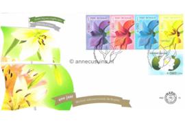 Nederland NVPH PBZ10 Onbeschreven Lelies en waterlelie met TNT logo 2007