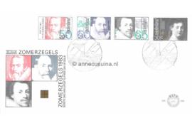 Nederland NVPH E208 Zomerzegels 1983