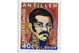 Nederlandse Antillen NVPH 441 Postfris 150e sterfdag Pedro Luis Brion, vrijheidsstrijder 1971