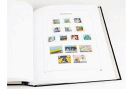 DAVO Luxe supplement Belgie Zegels uit Blokken 2013