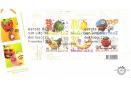 NVPH E505 Blok Kinderzegels 2004