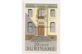 NVPH 363 Postfris (20 cent) Historische gebouwen 1961