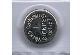 GRUNDIG AG8   391   LR1120 / 1,5 V / 45 mAh Knoopcel Batterij  (per stuk)