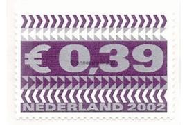 Nederland NVPH 2044 Gestempeld (0,39 euro) Zakenpost 2002