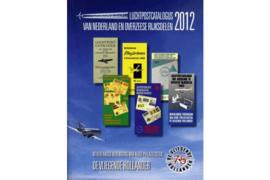 Luchtpostcatalogus Nederland en Overzeese rijksdelen 2012