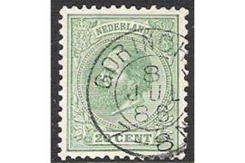 GORINCHEM 8-7-1886 op NVPH 24 FOTOLEVERING