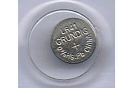 GRUNDIG AG3   392   LR41 / 38 mAh Knoopcel Batterij  (per stuk)