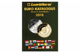 Leuchtturm Euro-Katalogus 2018 (munten & bankbiljetten) NL-Editie