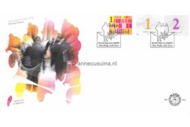 Nederland NVPH E612 Onbeschreven Zakenpost 2010