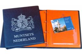 Hartberger Muntset Blauw Voordrukalbum 1976-1980 deel 1