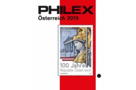 Philex Oostenrijk 2019 Catalogus