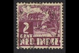 BATAVIA-C. (PV2) 31-12-1938 op NVPH 187 (SvL 1)