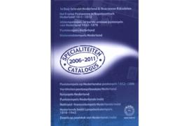 NVPH Specialiteitencatalogus 2006-2011 (1e editie)