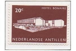 Nederlandse Antillen NVPH 337 Postfris Opening Hotel Bonaire 1963
