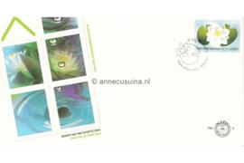 Nederland NVPH PBZ8 Onbeschreven Waterlelie 2004