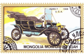 Mongolië Michel 1831 Gestempeld Oldtimers 1986