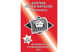 ANK Austria Netto Katalog Briefmarken Österreich-Standardkatalog 2021 (ISBN 978-3-902662-57-6)