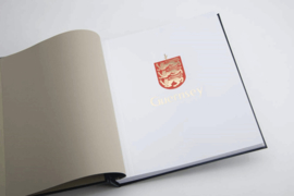 DAVO Luxe Titelvel/blad Guernsey (Per Stuk)