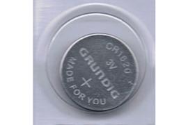 GRUNDIG CR1620 / 3 Volt / 70 mAh Knoopcel Batterij  (per stuk)