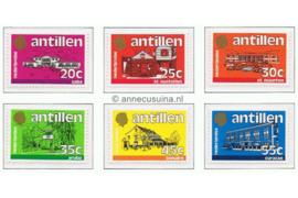 Nederlandse Antillen NVPH 758-763 Postfris Standaardserie 1983