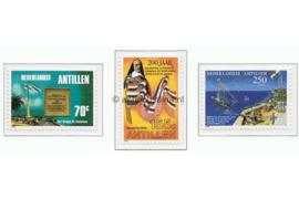 Nederlandse Antillen NVPH 929-931 Postfris Internationale postzegeltentoonstelling 1989