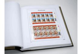 DAVO Luxe bladen België Velletjes Prior Horizontaal (FP-H) (Per 5 stuks)