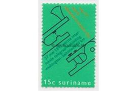 NVPH 561 Postfris (15 cent) Wereld Telecommunicatie Dag 1971
