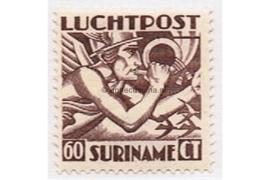 NVPH LP5 Postfris (60 cent) Mercuriuskop 1930