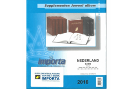 Importa Juweel basis supplement Nederland 2016